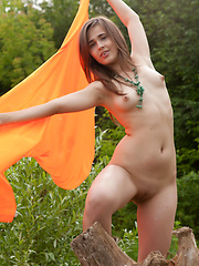 Sultry and charming with a warm, endearing smile, Trista is a delight to watch amidst the rough terrain by the lake.