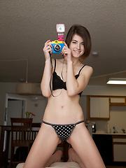 Ingrid Hayes Camera Girl