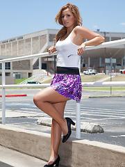 Cynthia Monte texas football