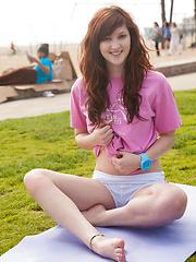 Ellena Woods Beach Casual