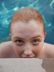 Samantha Rone Pool Noodle Pt 1