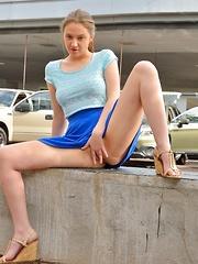 Ellie That Short Skirt