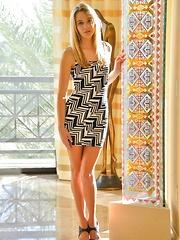 Kenna Leggy Model