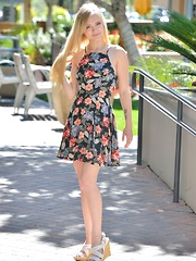 Alexia Fun In The Sun