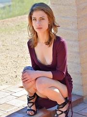 Kristen Big Green Stretch