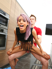 Watch teenslovehugecocks scene sneaky snacks featuring janice griffith browse free pics of janice griffith from the sneaky snacks porn video now