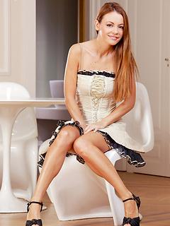 teen model Elizabeth Twistys